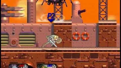 Super Smash Bros. Crusade v0.8(Porky vs Link)