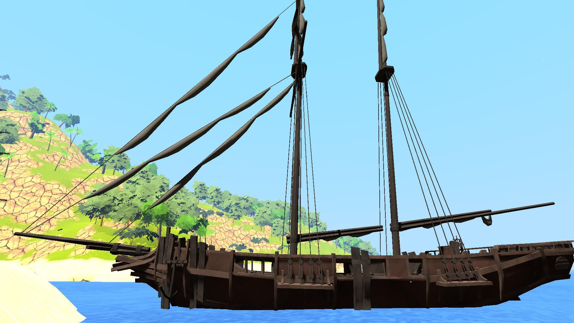 old pirate ship projectsalt wiki fandom powered by wikia