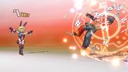 Sheath Solo Attack