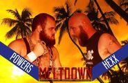 Josh Powers vs. Hexx - WF Meltdown 2015