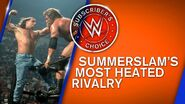 SummerSlam's Most Heated Rivalry