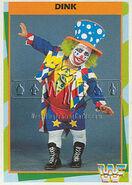 1995 WWF Wrestling Trading Cards (Merlin) Dink 37