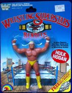 Hulk Hogan (Red Kneepads, Laces) (WWF Wrestling Superstars Bendies)