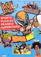 WWE Kids Magazine May June 2008