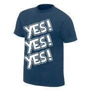 Daniel Bryan YES Smackdown GM Youth T-Shirt