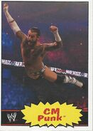 2012 WWE Heritage Trading Cards CM Punk 12
