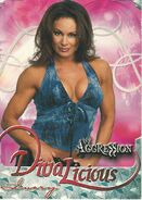 2003 WWE Aggression Ivory 82