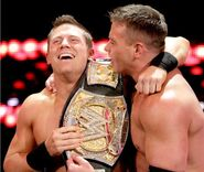 102 The Miz wwe champ