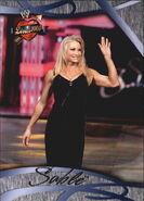 2004 WWE Divas 2005 (Fleer) Sable 24