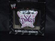 WWE Divas Ornament