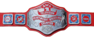 NWA Television Championship Red Strap