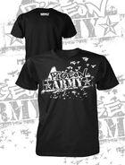 Velvet Sky Pigeon Army Shirt