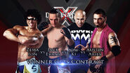 Destination X 2011 Contract