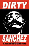Dirty Sanchez Sticker