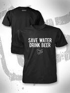 James Storm Save Water T-Shirt