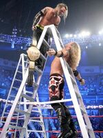 Jeff Hardy vs Edge