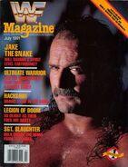 July 1991 - Vol. 10, No. 7