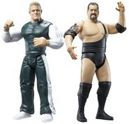 WWE Adrenaline Series 21 Mikey & The Big Show
