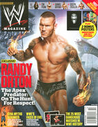 WWE Magazine October 2012