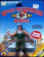 Corporal Kirchner (WWF Wrestling Superstars Bendies)