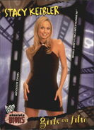 2002 WWE Absolute Divas (Fleer) Stacy Keibler 98