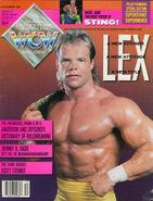WCW Magazine - December 1991