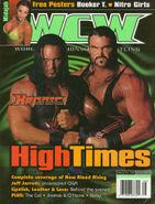 WCW Magazine - October 2000