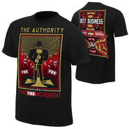 WrestleMania 30 Triple H vs. Daniel Bryan Event T-Shirt