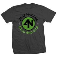 Madison Eagles 4 Nations Shirt
