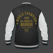 Ultimate Warrior Limited Edition Metallic Leaf Jacket
