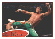 2012 WWE (Topps) Evan Bourne 35