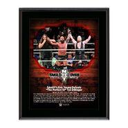 Eric Young NXT TakeOver San Antonio 10 x 13 Commemorative Photo Plaque