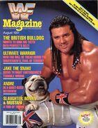 August 1991 - Vol. 10, No. 8