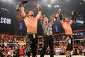Current TNA World Tag Team Champions The Motor City Machine Guns