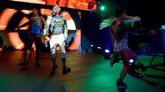 NXT UK Tour 2015 - Glasgow 1