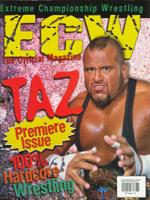 ECW Magazine - June 1999