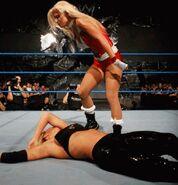 Krissy WWE Debut 3