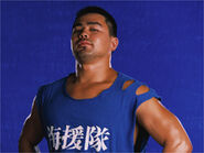 Taka Michinoku 4