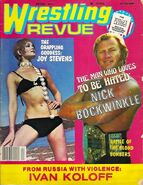 Wrestling Revue - April 1977