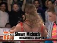 Shawn Michaels 1-11-93 Raw