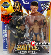 WWE Battle Packs 29 Cody Rhodes & Goldust