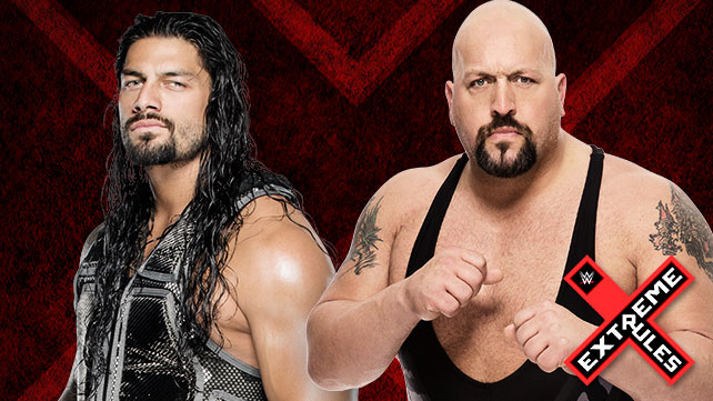 Extreme Rules 2015 Roman Reigns v Big Show | Pro Wrestling | FANDOM powered by Wikia
