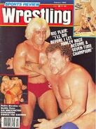 Sports Review Wrestling - February 1983
