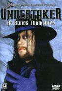 The Undertaker He Buries Them Alive DVD cover