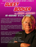 Guest Booker with Jerry Jarrett