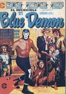 El Increìble Blue Demon 21