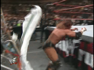 Royal Rumble 2000 Foley pushes HHH