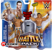WWE Battle Packs 31 Sin Cara & Alberto Del Rio
