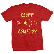 Cliff Compton Compton Democracy Shirt
