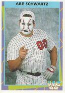 1995 WWF Wrestling Trading Cards (Merlin) Abe Schwartz 5